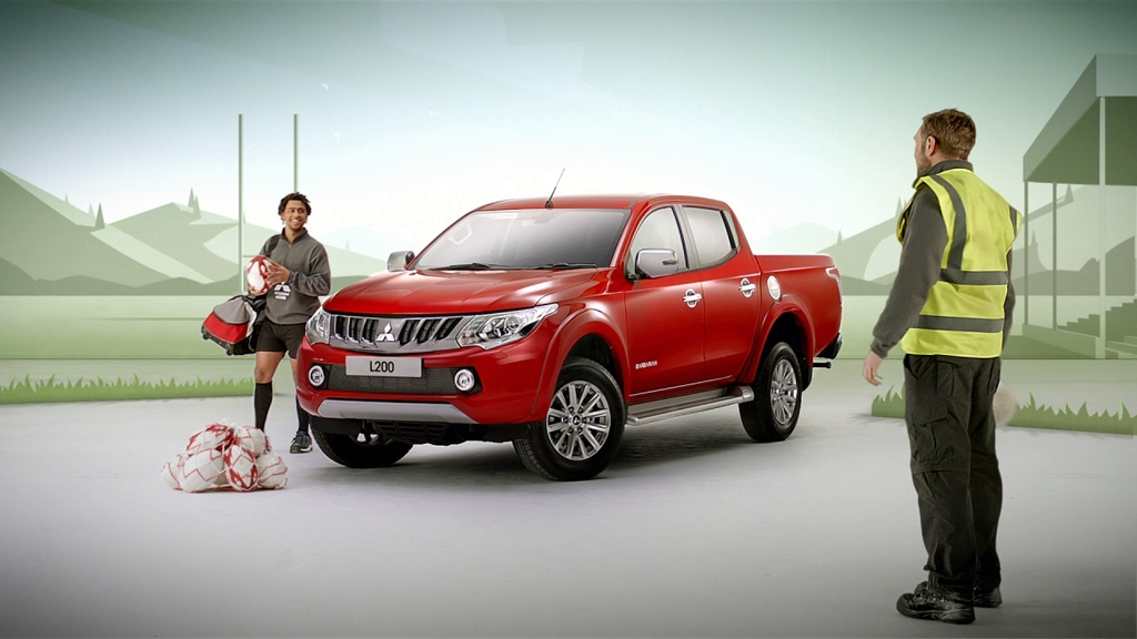Mitsubishi-Shogun - Changing Perceptions