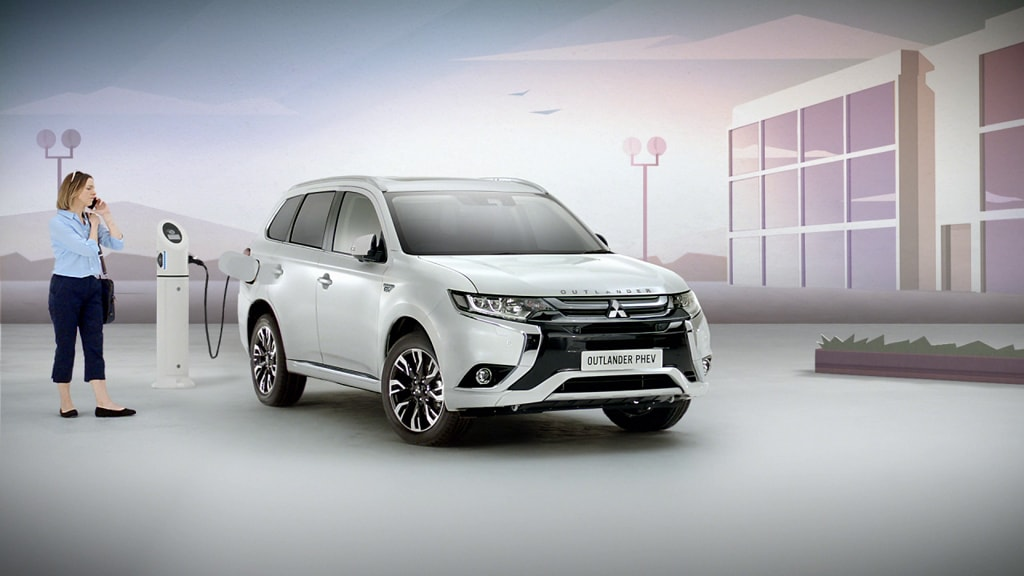 Mitsubishi PHEV - Changing Perceptions