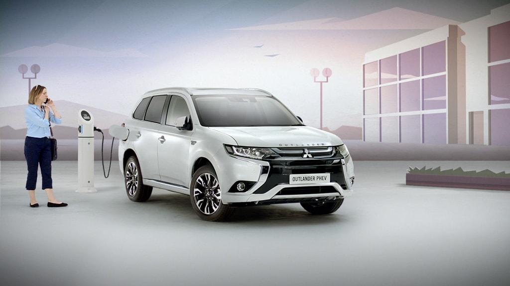 Mitsubishi PHEV - Changing Perceptions